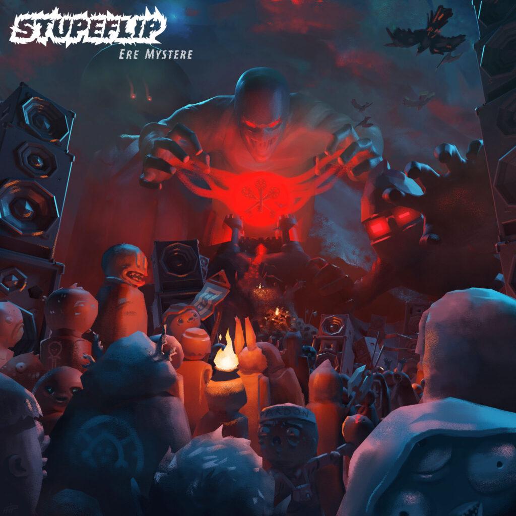 stupeflip ere mystere fan art cover poppip