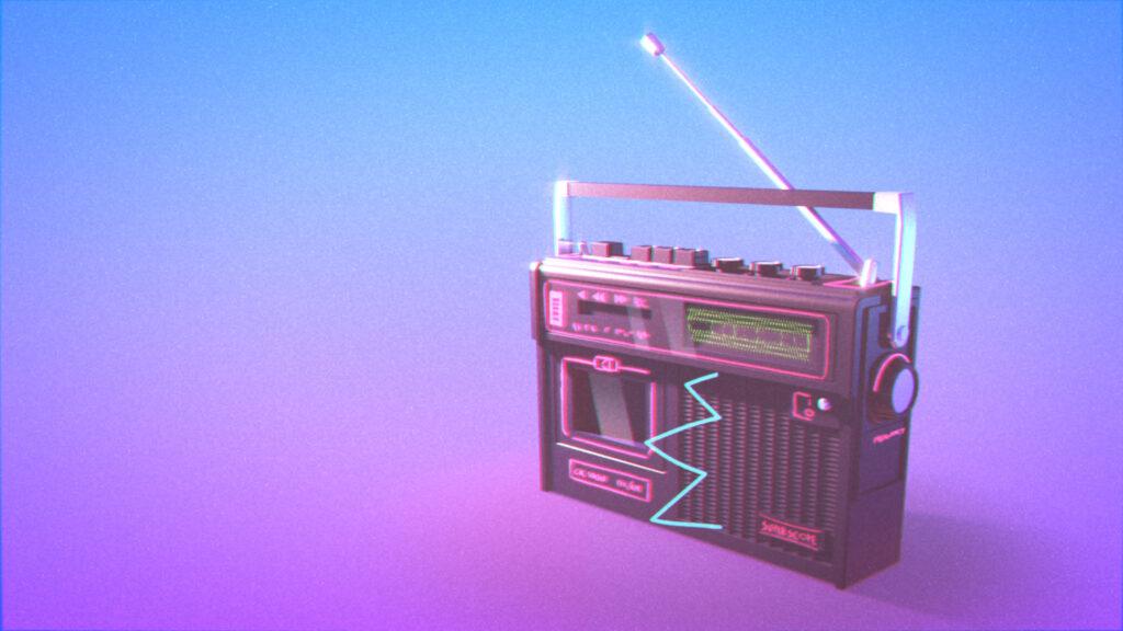 vj.04 radio still frame